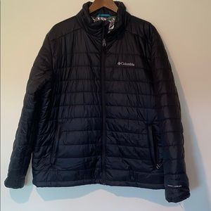 Columbia Omni Heat puffer jacket